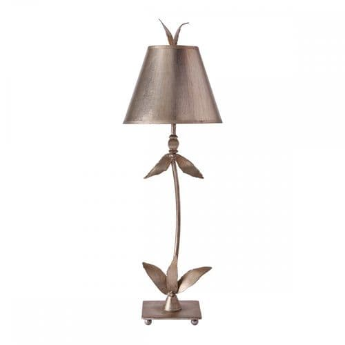 Flambeau FB/REDBELL/TL SV Red Bell Table Lamp